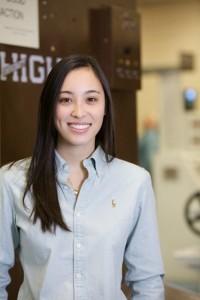 Nicolette Drescher, $3,000 AAUW York Branch Graduate Scholarship winner 2015